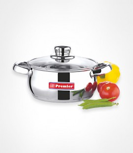 20Cm Premier SS Cook & Serve pot