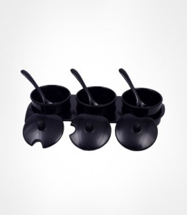 DINEWELL CONDIMENT BOWL SET 1052 (10 pcs)