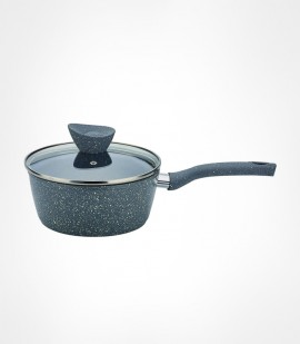 NETHRAA FORGED NS SAUCE PAN 18CM