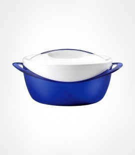 PINNACLE PANACHE METALLIC CASSEROLE (3500 ml)