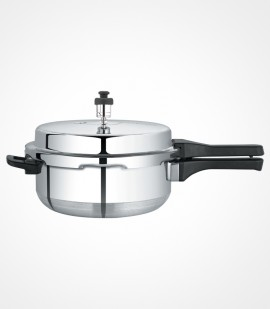 Premier Stainless Steel Sandwich Bottom Pressure Pan Small