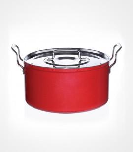 Supreme dum biryani pot with ss lid 13litres