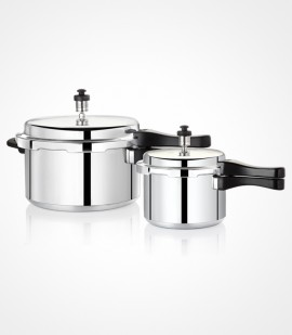 Combo pack 5 + 3 litre pressure cooker sg-517