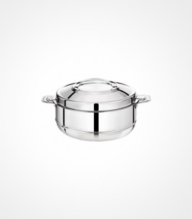 PREMIER STAINLESS STEEL SERVING BOWL ELITE - 1000ML
