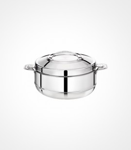 PREMIER STAINLESS STEEL SERVING BOWL ELITE - 1500ML