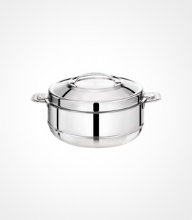 PREMIER STAINLESS STEEL SERVING BOWL ELITE - 2500ML