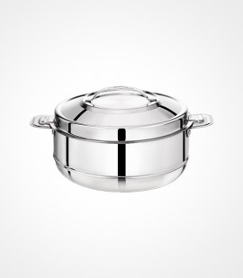 PREMIER STAINLESS STEEL SERVING BOWL ELITE - 3500ML