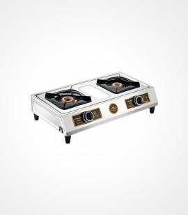 Elite stainless steel lpg stove 2 burner manual