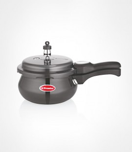 3 Ltr Premier Cucina Induction Bottom Pressure Cooker Hard anodised Handi