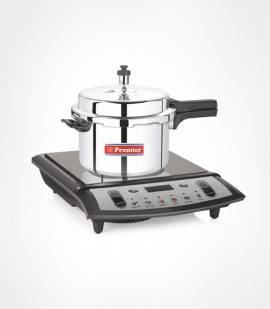 PREMIER INDUCTION BASE CLASSIC PRESSURE COOKER (3LTR)