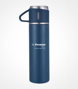 Elite stainless steel vacuum flask